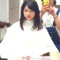 髪のお悩み  前髪ストパンで理想の前髪に☆
